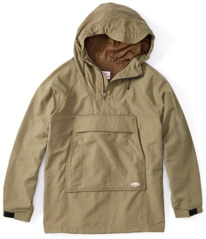 Battenwear Pullover Jacket