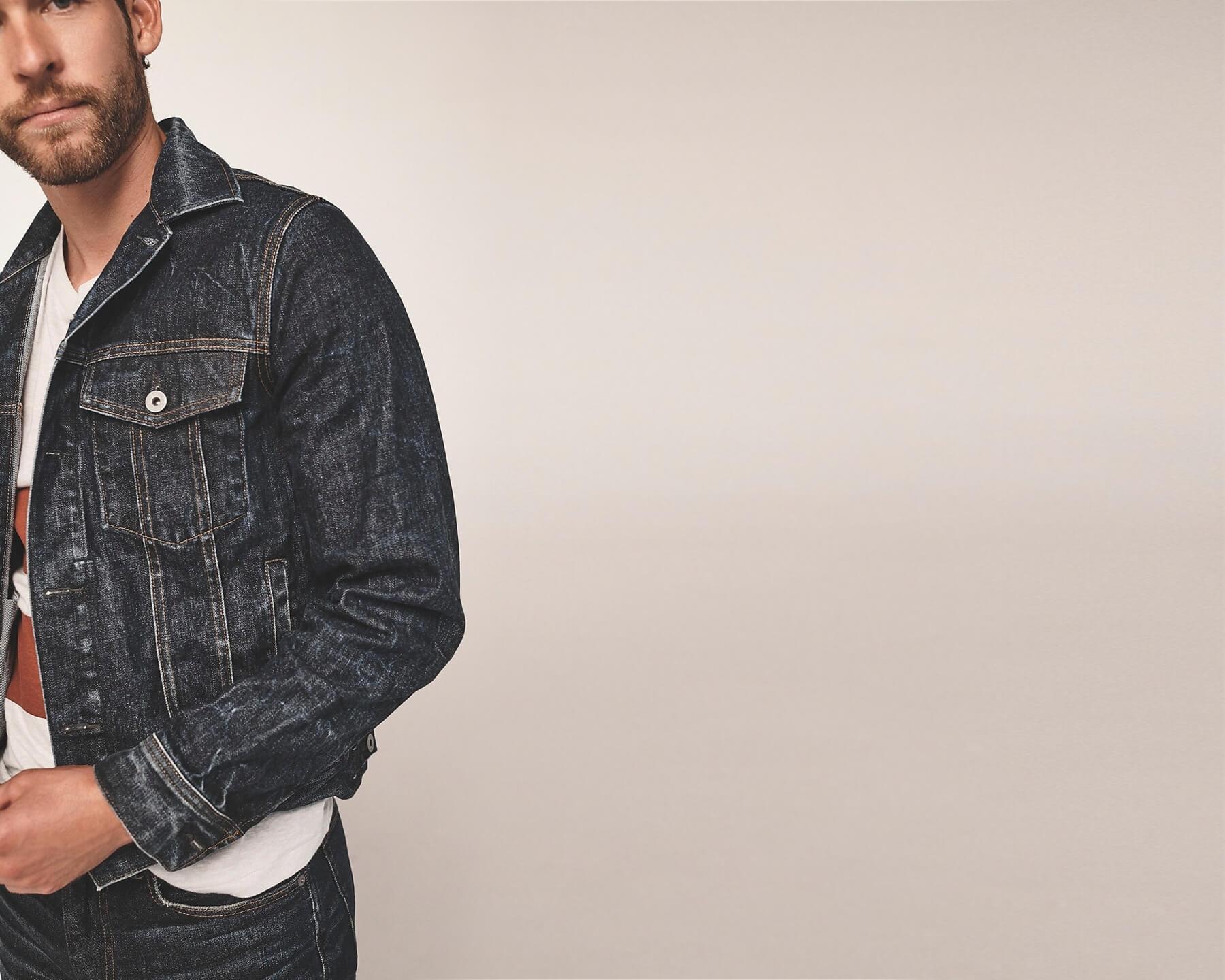 Best men's jean jackets of 2019