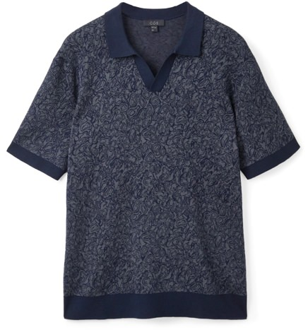 Cos Knit Polo