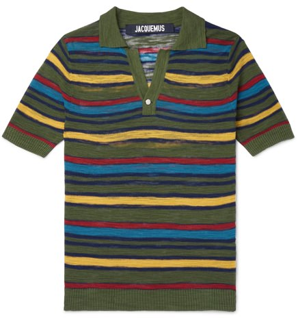 Jacquemus Knit Polo