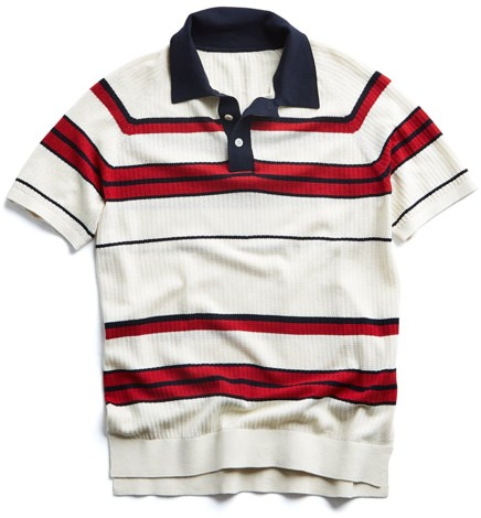 Todd Snyder Knit Polo