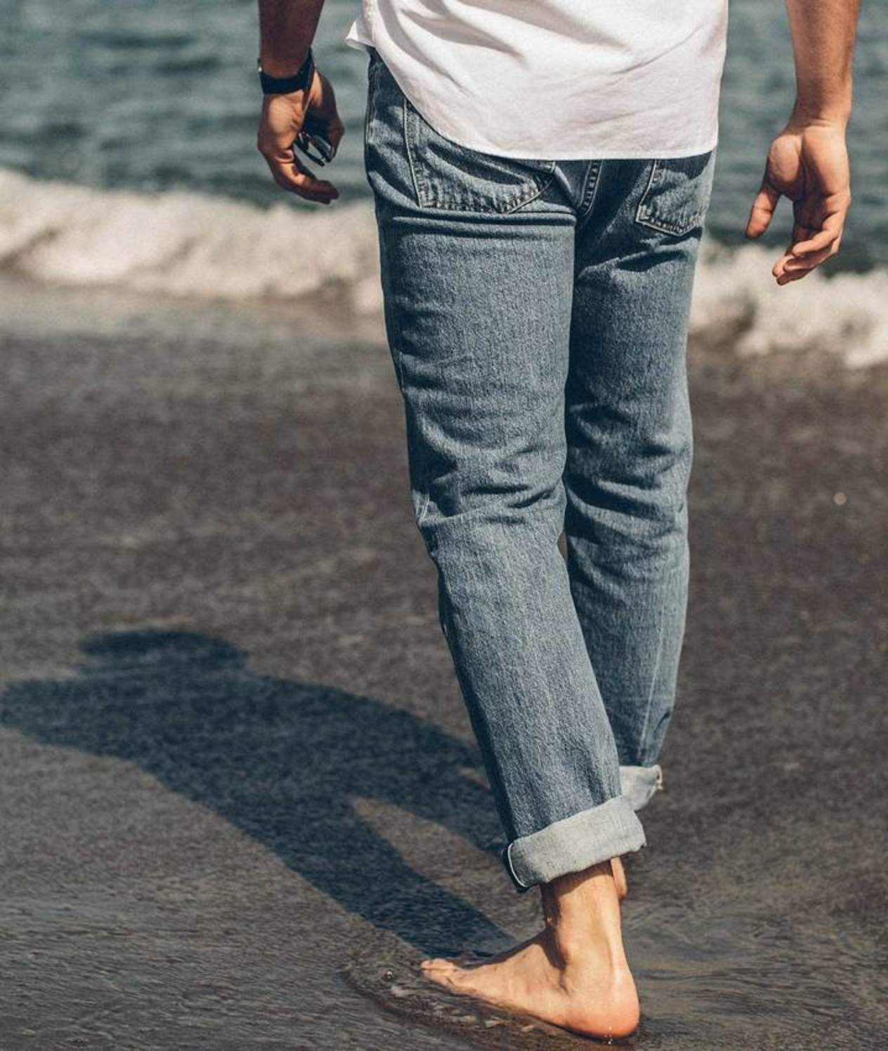 The Jeans That Will Get You Through Summer