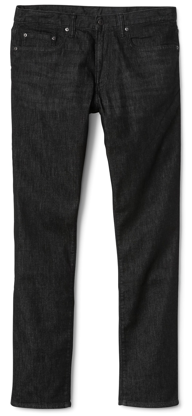 Gap Wearlight Gapflex Jeans in a Black Wash