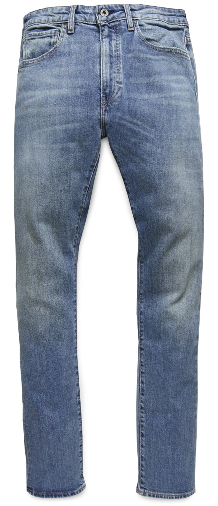 Levi's Made & Crafted Tack Slim Jeans in a Mikyo Wash