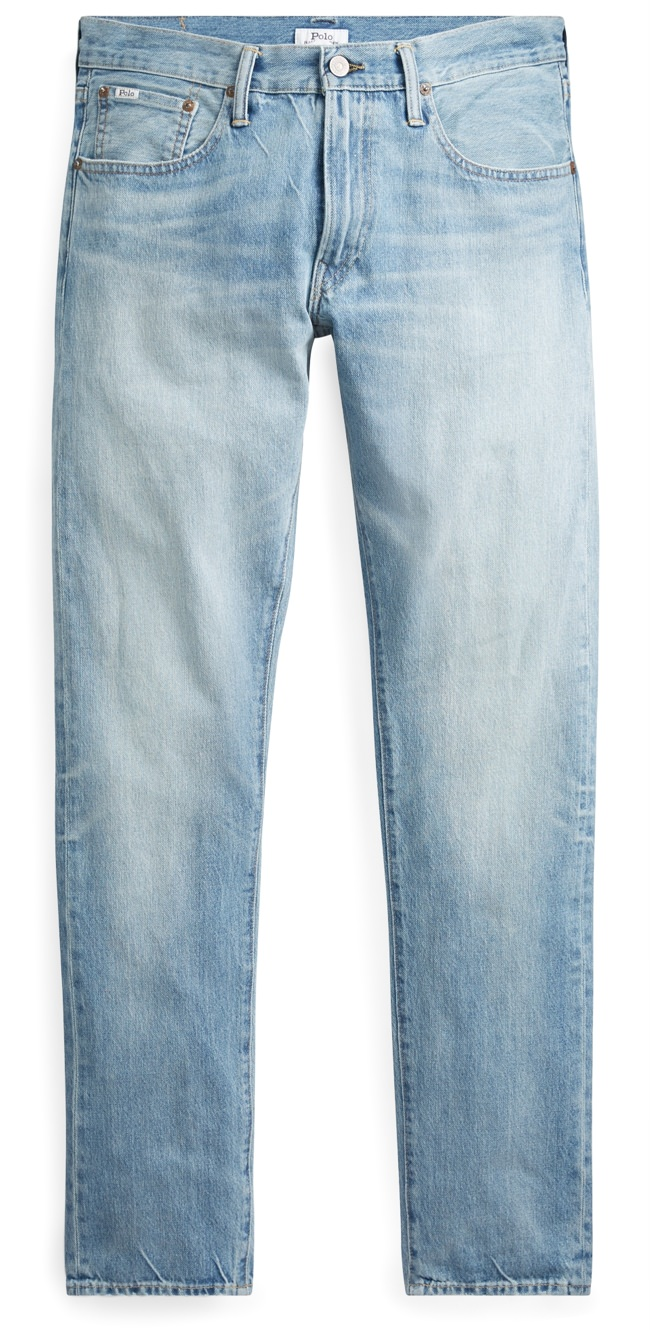 Polo Ralph Lauren Sullivan Slim Stretch Jeans in a Andrews Wash