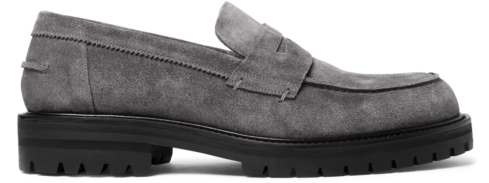 Jacques Suede Loafer