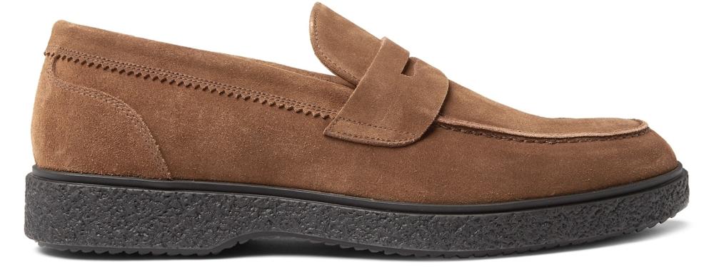 O'Keeffe Ferdia Crepe Sole Loafers