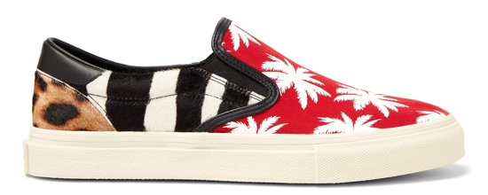 Amiri Low-Top Slip-On Sneaker