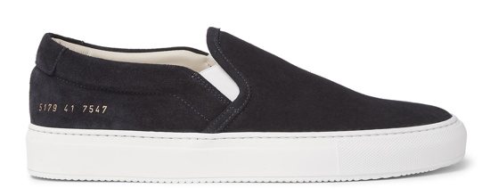 Common Projects Low-Top Slip-On Sneaker
