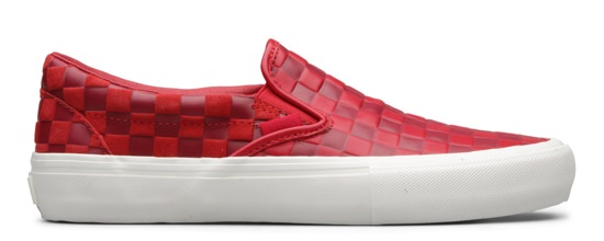 Engineered Garments x Vault by Vans Low-Top Slip-On Sneaker