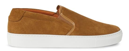 H&M Low-Top Slip-On Sneaker