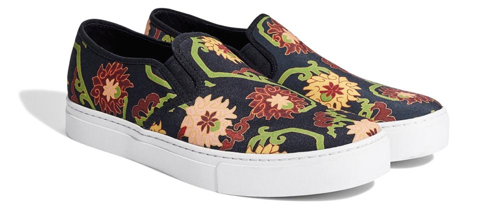 Saturdays NYC Low-Top Slip-On Sneaker