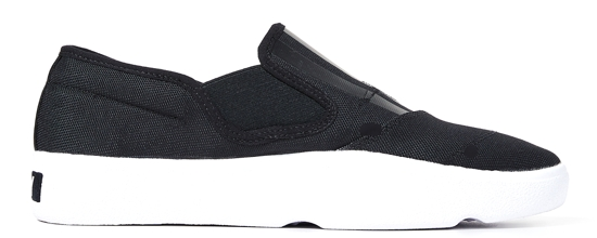 Y-3 Low-Top Slip-On Sneaker