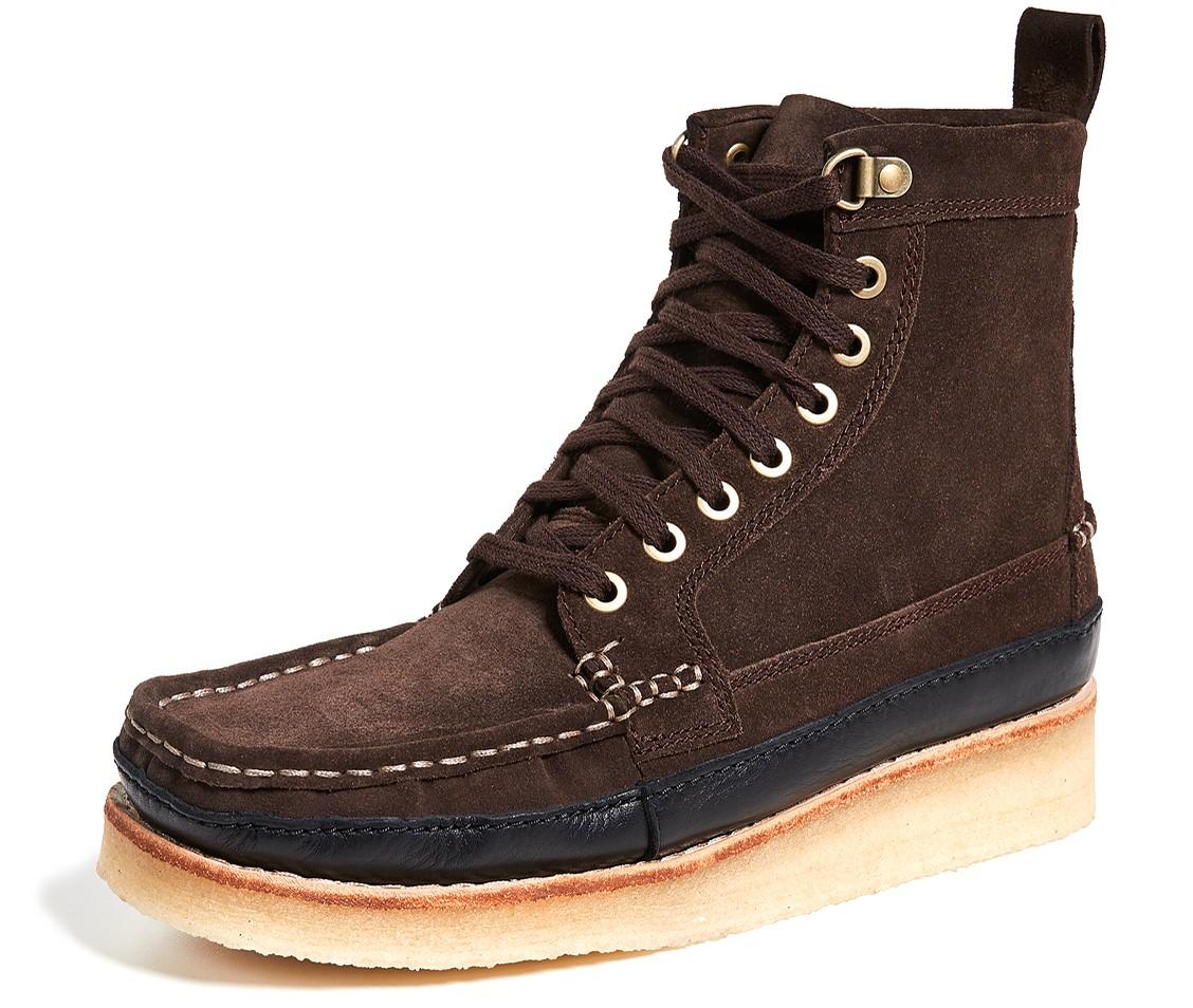 The Best Men S Moc Toe Shoes Boots Chukkas Lace Ups