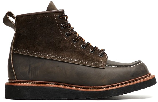 Red Wing x Todd Snyder Moc-Toe Boots