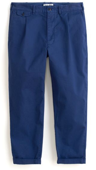 Alex Mill Pleated Chinos
