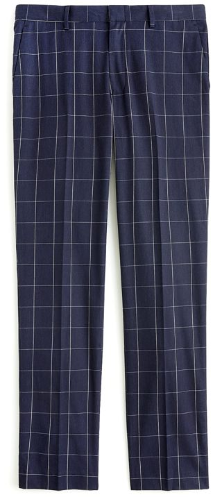 J.Crew Ludlow Cotton Twill Pants