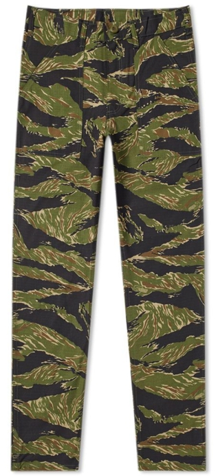 Stan Ray Ripstop Camo Stripe Pants