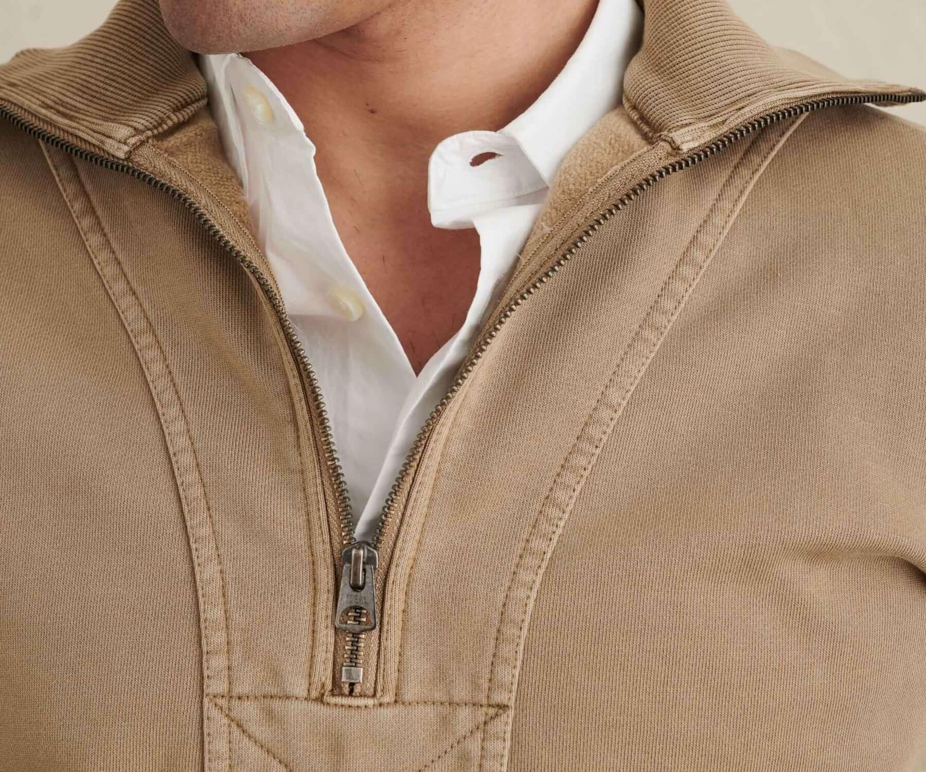 Best men's quarter-zip collar sweatshirts in 2021