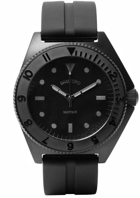 Bamford Watch Department Mayfair Stainless Steel Watch