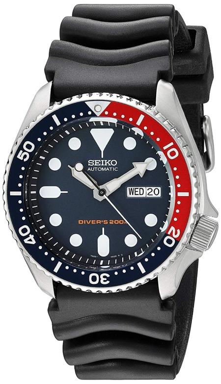 Seiko SKX009P9 Diver Watch