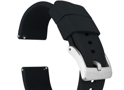 Barton Watch Bands Elite Silicone Band