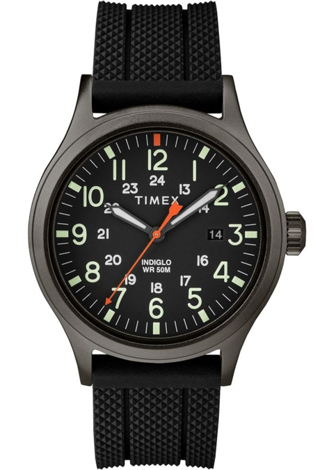 Timex Allied 40mm Military-Inspired Watch