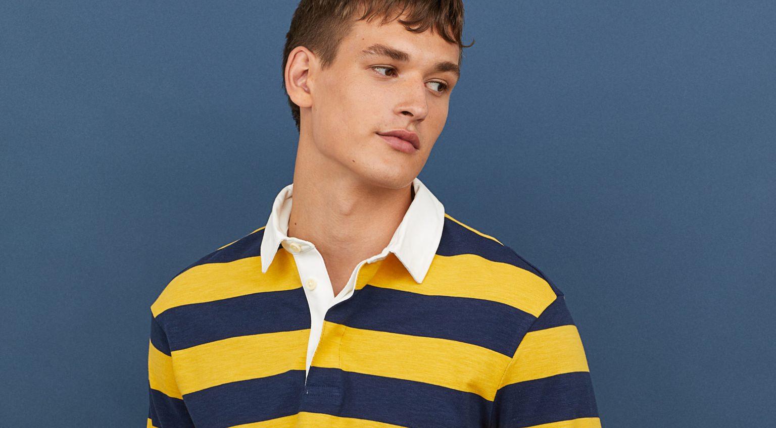 093ef84e8de The Best Men's Rugby Shirts - '90s Trend | Valet.