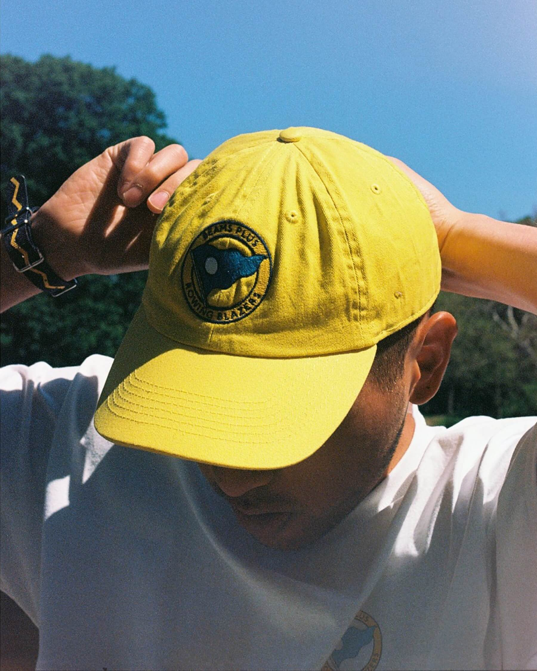 Rowing Blazers dad cap is one of the best men's summer hats and caps 2019
