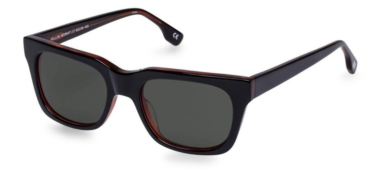 Le Specs Fellini Sunglasses