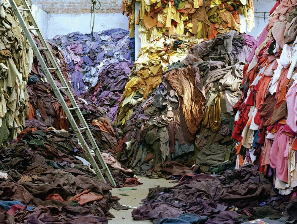 ReMake clothing textile recyling