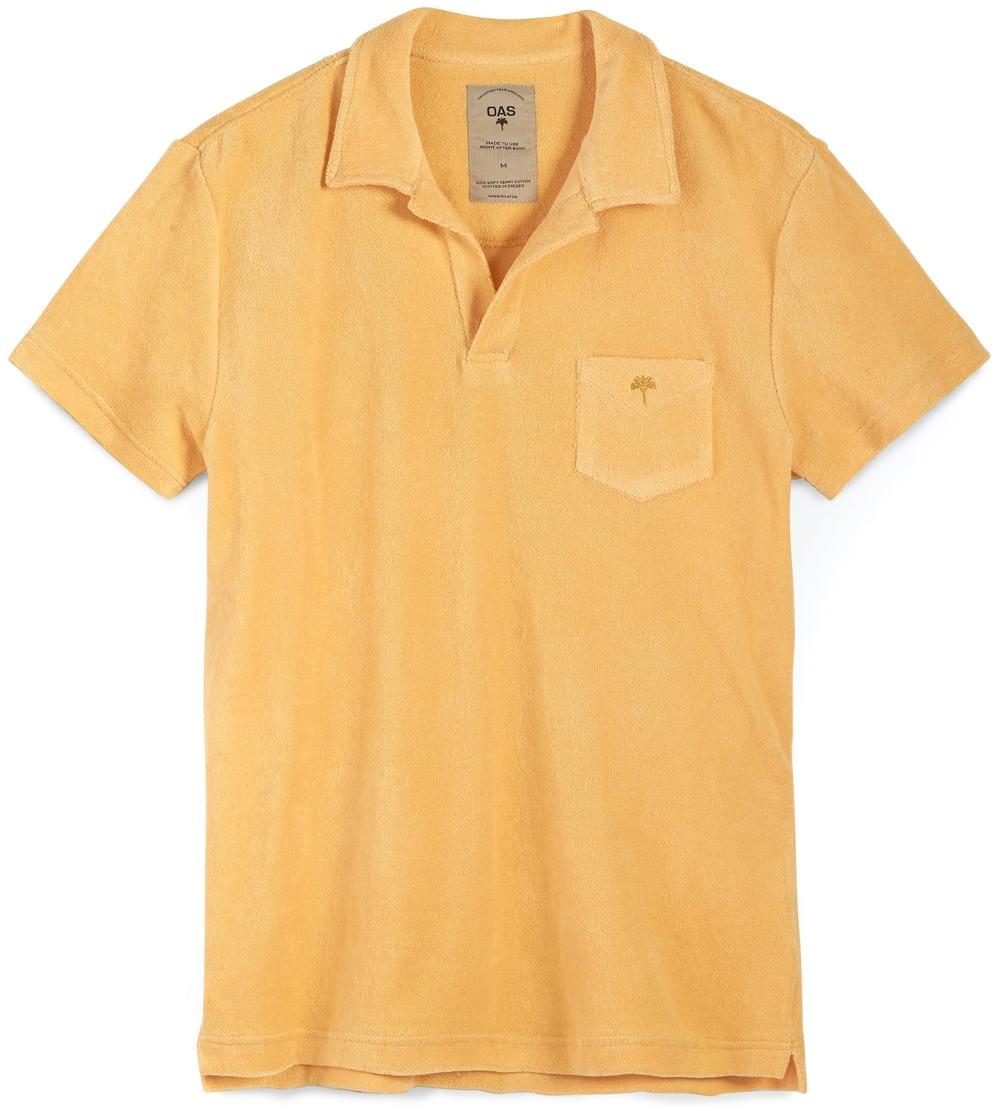OAS Terrycloth Polo Shirt