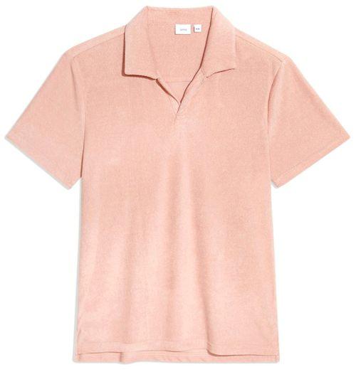 Onia Terrycloth Polo Shirt