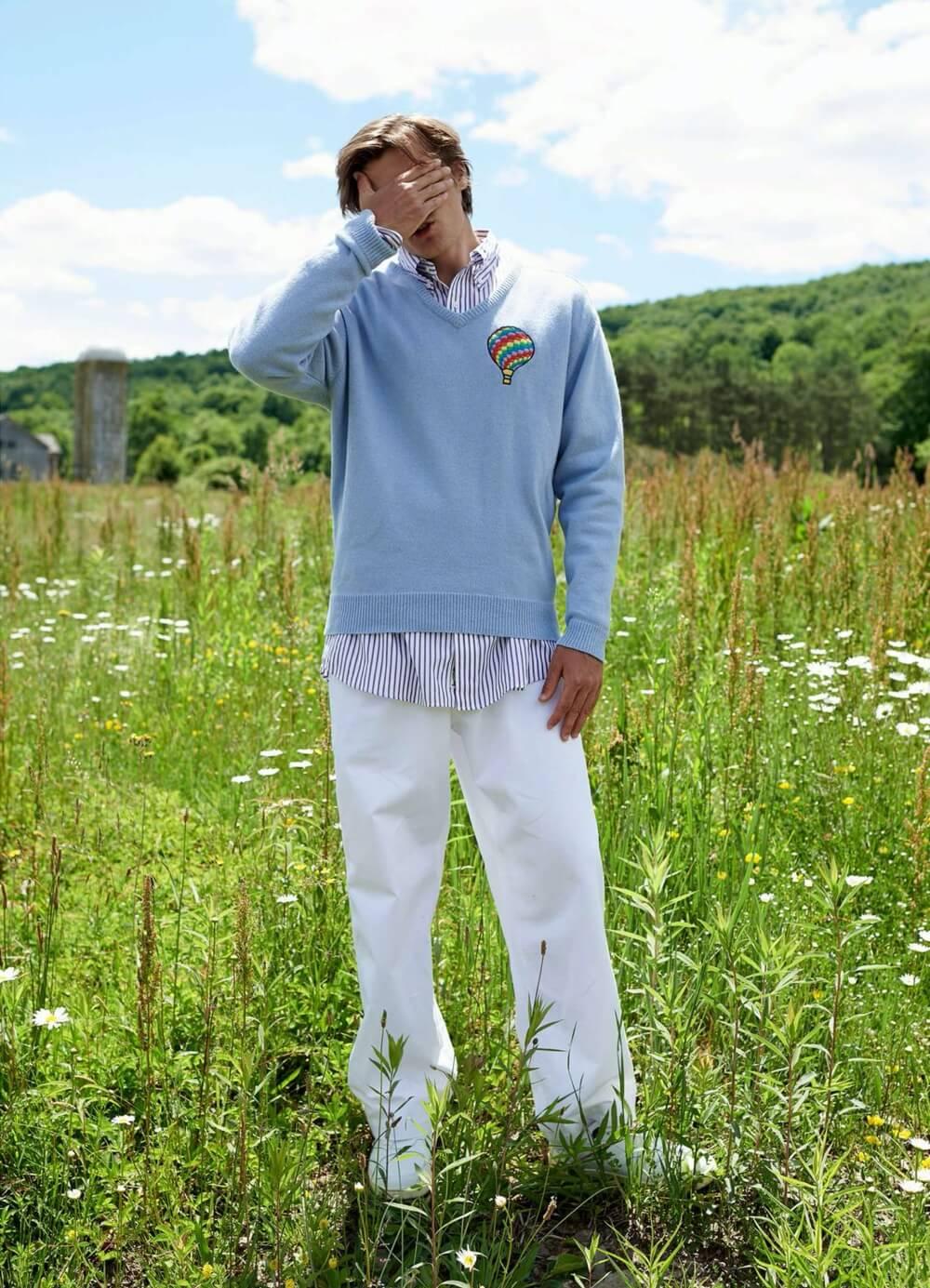Best men's white apparel