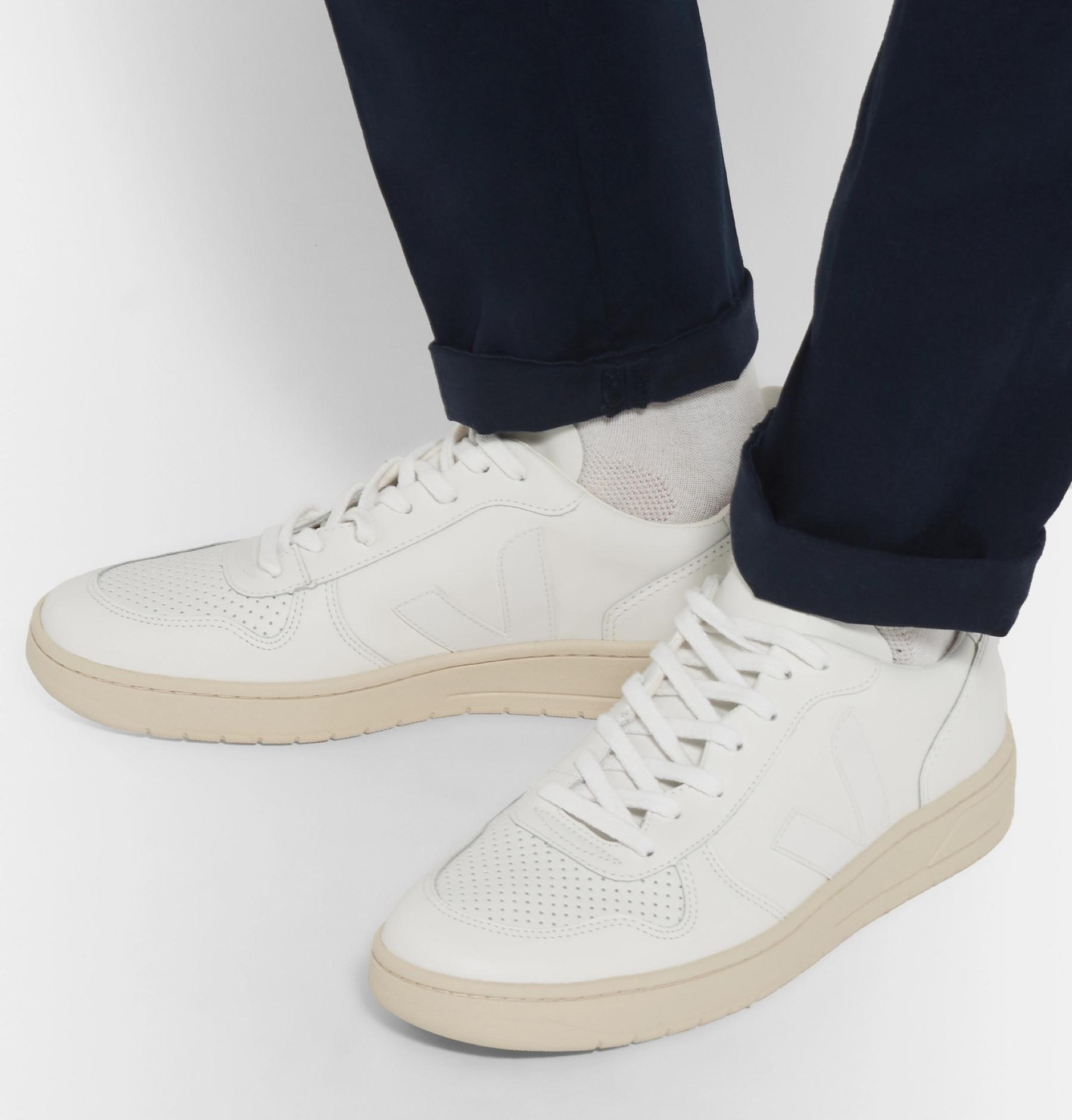 Best men's white sneakers for spring