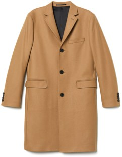H&M Cashmere-Blend Topcoat