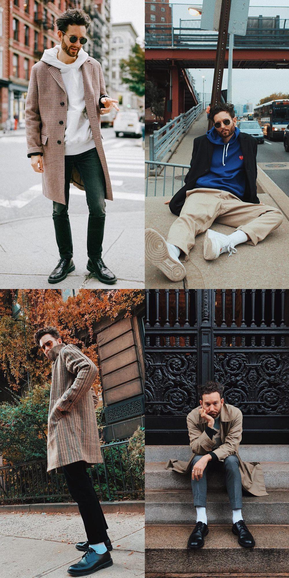 The best men's winter overcoats