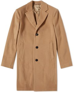 Our Legacy Unconstructed Cashmere and Wool Coat