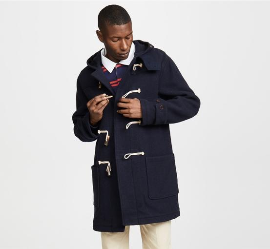 Polo Ralph Lauren Polk Toggle Coat
