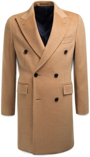 Best Men S Winter Overcoats Camel Textured Navy