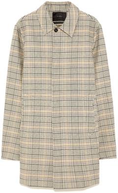 Zara Cotton Topcoat