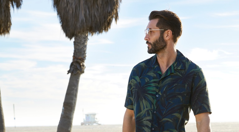 A Bold Shirt Upgrades Your Whole Summer Look