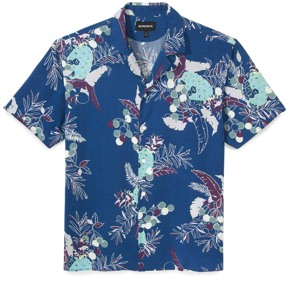 Bonobos Limited-Edition Cabana Collar Shirt
