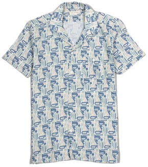 Far Afield Modazz Selleck Shirt