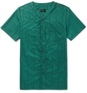 Onia Luca Printed Shirt