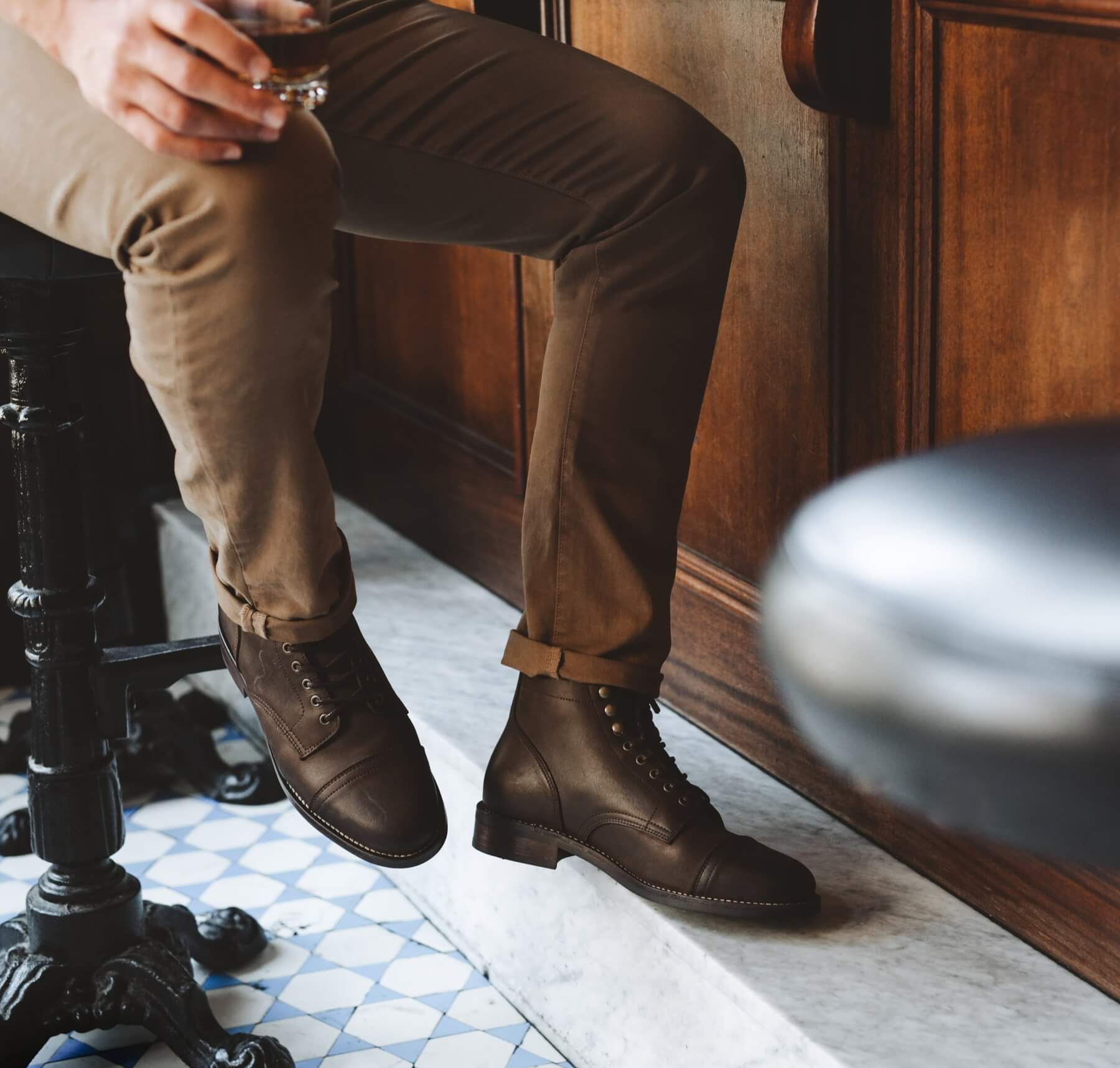 Best spring leather boots for men