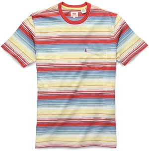 Levi's Striped Undershirt