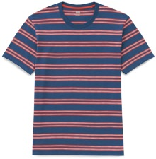 Uniqlo Striped Undershirt