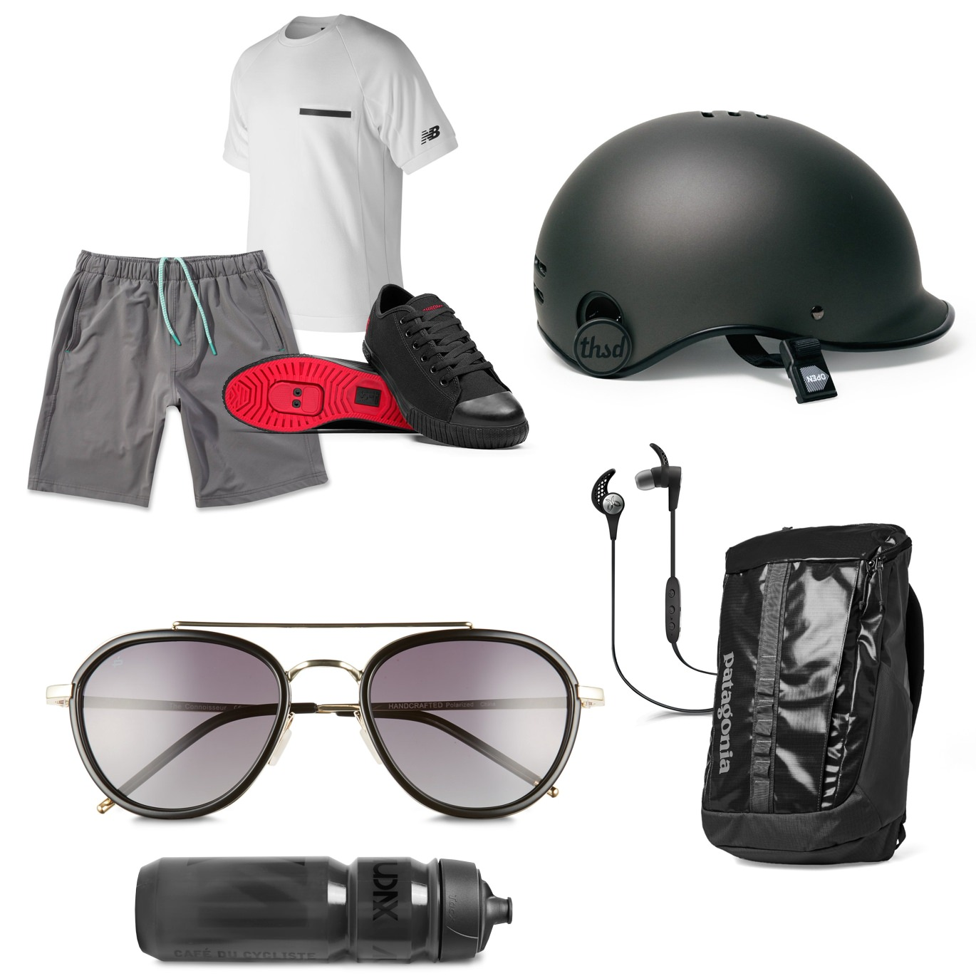 Bike cycling gear outfit inspiration