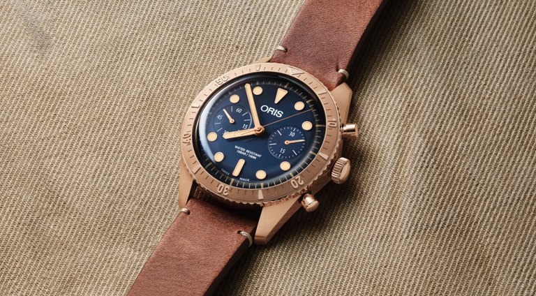Make Your Watch Standout Wth the Perfect Patina